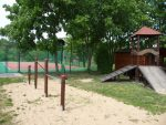 Hřiště v městské části Koudelka