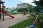 Dětské hřiště a víceúčelové hřiště Mládežnická